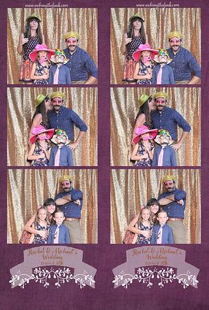 Rachel & Michael's Wedding