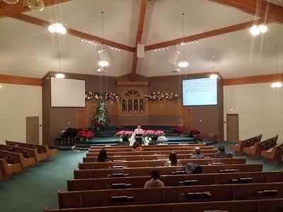 Red Deer SDA Church