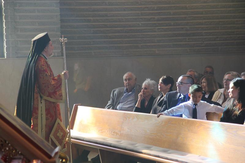 Retirement of Fr. William Cassis
