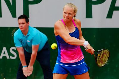 01b Kiki Bertens - Roland Garros 2016