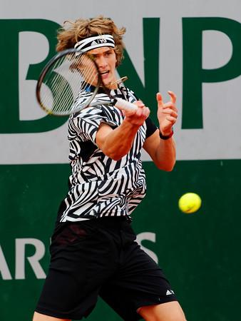 02a Alexander Zverev - Roland Garros 2016