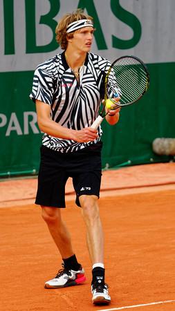 02 Alexander Zverev - Roland Garros 2016
