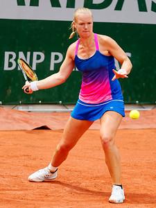 01a Kiki Bertens - Roland Garros 2016