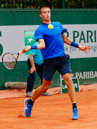 04b Borna Coric - Roland Garros 2016