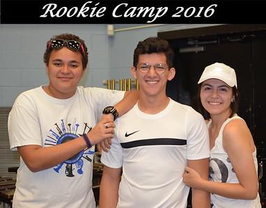 20160504 Rookie Camp