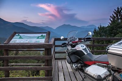 Rosazza - Panoramica Zegna