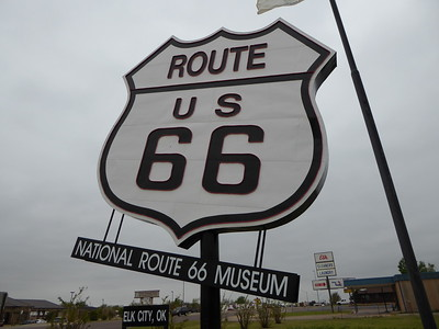 Route 66  - OKC to Santa Monica