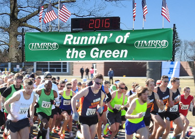 Runnin' of the Green