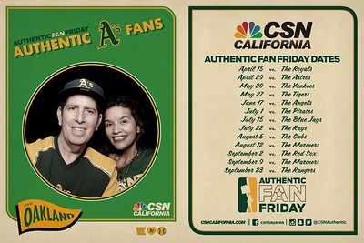 SF 2016-07-22 A's Fan Friday