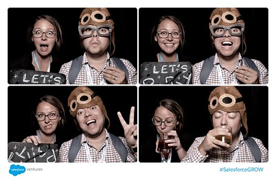SF 2016-10-04 Salesforce Ventures & SMB Dreamforce Party