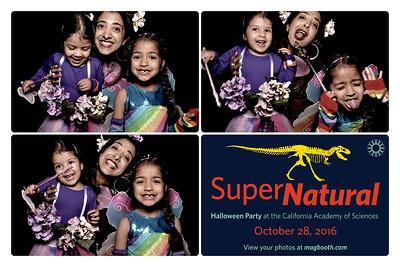 SF 2016-10-28 SuperNatural Halloween 2016 - Booth 1
