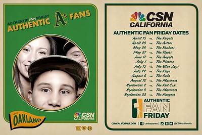 SF 2016-08-12 A's Fan Friday