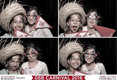 SF 2016-04-30 Stanford Univ. GSB Spring Reunion 2016 - Booth Two