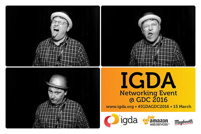 SF 2016-03-15 LGDA @ GDC Networking Event 2016