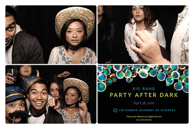 SF 2016-04-28 Big Bang Party After Dark 2016 - Booth 2