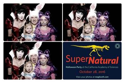 SF 2016-10-28 SuperNatural Halloween 2016 - Booth 2