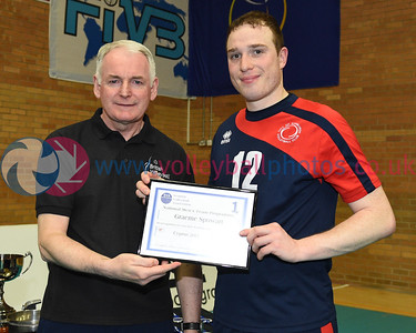 FinalWhistleMedia Player of the Year Awards 2015-16 & First Cap Awards  © Lynne Marshall  http://www.volleyballphotos.co.uk/2016/SCO/Cups/20160417-FWM/