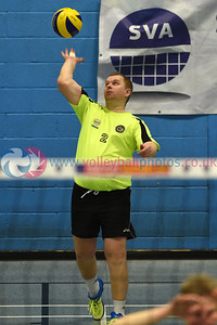 COCO5 Cup & Plate Semi Finals, University of Dundee, ISE, 19 March 2016.  © Lynne Marshall