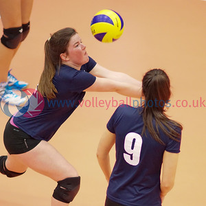 Marr College 2 v 0 City of Edinburgh (19, 18), U18 Girls' Junior Super Cup Final, University of Edinburgh Centre for Sport and Exercise, Sun 17 Apr 2016.  © Michael McConville  http://www.volleyballphotos.co.uk/2016/SCO/JSVL/U18W-Super-Cup
