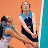 "Scottish Student Women 1 v 3 Scotland U23 Women (13-25, 17-25, 27-25, 20-25), International Student Challenge, University of Edinburgh Centre for Sport and Exercise, Fri 15 Apr 2016. <br /> © Michael McConville <br /> <a href=""http://www.volleyballphotos.co.uk/2016/SCO/SSS/SSS-SCO-U23W"">http://www.volleyballphotos.co.uk/2016/SCO/SSS/SSS-SCO-U23W</a>"