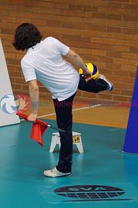Scottish Student Women 1 v 3 Scotland U23 Women (13-25, 17-25, 27-25, 20-25), International Student Challenge, University of Edinburgh Centre for Sport and Exercise, Fri 15 Apr 2016.  © Michael McConville  http://www.volleyballphotos.co.uk/2016/SCO/SSS/SSS-SCO-U23W