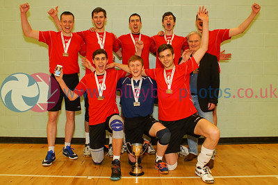 City of Glasgow Ragazzi 3 v 0 City of Edinburgh (25-18, 25-16, 25-14), SVL Premier Division, Coatbridge High School, Sun 1st May 2016.  © Michael McConville