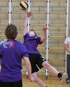 Scottish Schools Cup Finals, Calderhead High School, 22 March 2016.  © Lynne Marshall