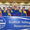 Scottish Schools Cup Finals, Calderhead High School, 22 March 2016.  © Lynne Marshall
