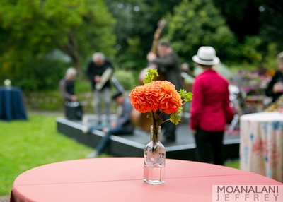 SF BOTANICAL GARDEN: FLOWER PIANO OPENING NIGHT RECEPTION + PERFORMANCE
