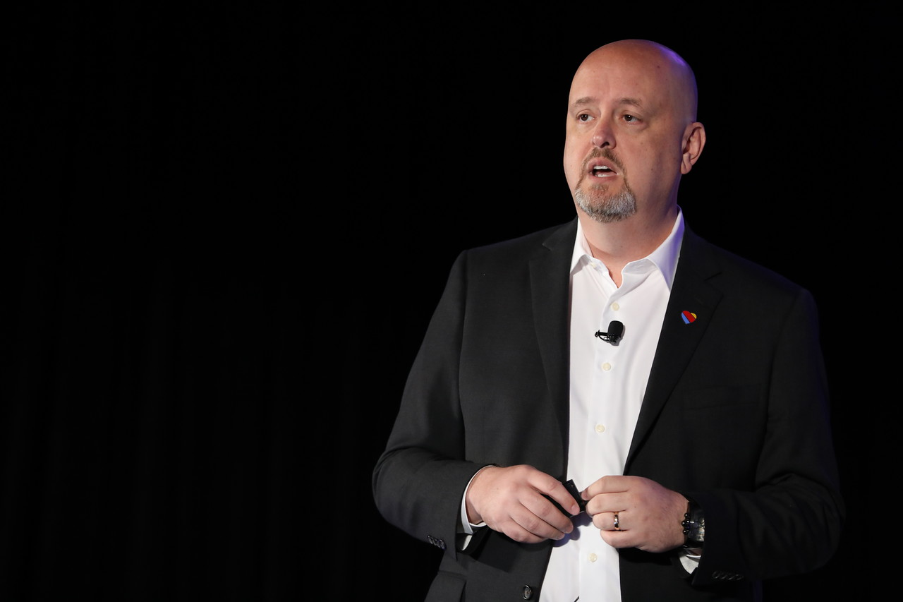 Go Digital SIC 2016 #ISGSIC @southwestair  Craig Maccubbin, Vice President and CTO, Southwest Airlines Engage Connect Deliver