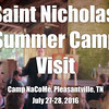 VIDEO: St. Nicholas Camp Visit