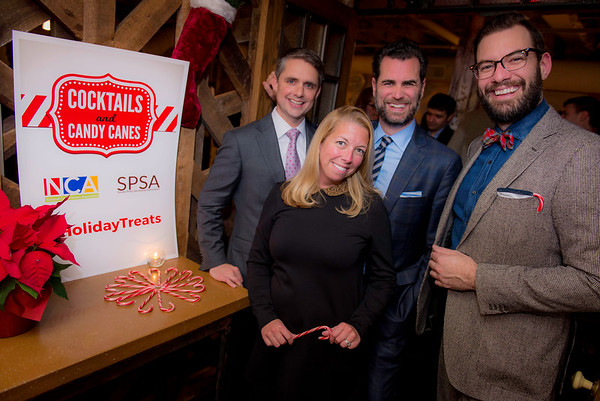 Holiday Happy Hour with Senate Press Secretaries Association and National Confectioners Association, December 16, 2016