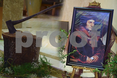 ST. Thomas More Feast Mass