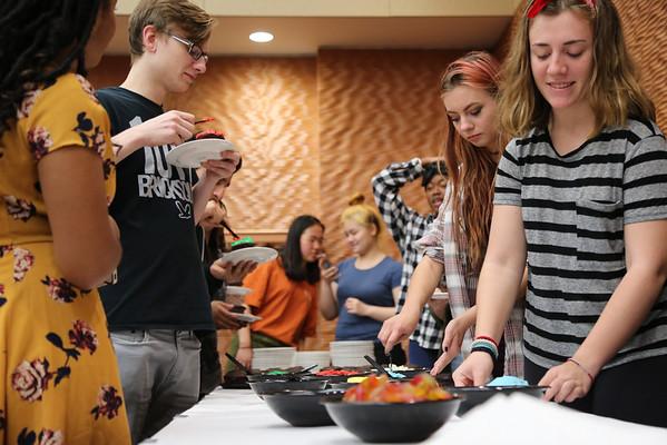 Studio Opportunity Fair & Community Dinner
