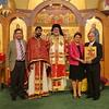 Saginaw Nameday Celebration