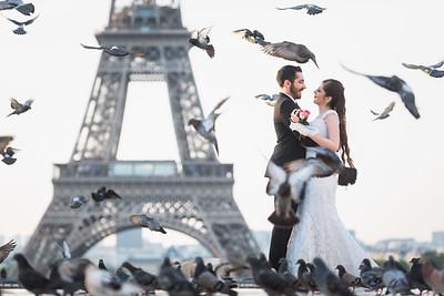 Sahar & Reza Paris