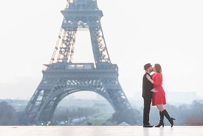 Samantha & Tim Paris