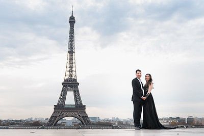 Sarah & Henry Paris