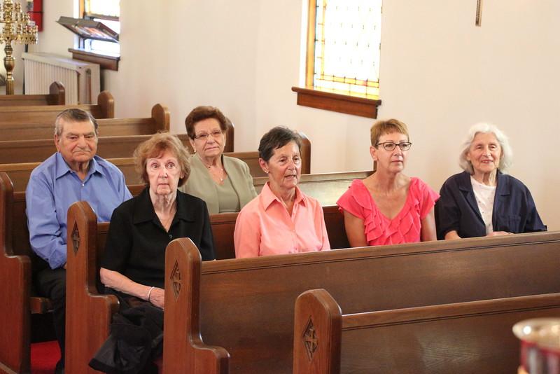 Sault Ste. Marie Parish Visitation