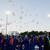 Students release baloons in memory of students during the Poughkeepsie High School 144th Commencement Exercises for the graduating Class of 2016 on Friday, June 24, 2016 in Poughkeepsie, NY. Hudson Valley Press/CHUCK STEWART, JR.