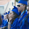 Poughkeepsie High School held its 144th Commencement Exercises for the graduating Class of 2016 on Friday, June 24, 2016 in Poughkeepsie, NY. Hudson Valley Press/CHUCK STEWART, JR.