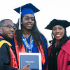 Students receive their diplomas during the Poughkeepsie High School 144th Commencement Exercises for the graduating Class of 2016 on Friday, June 24, 2016 in Poughkeepsie, NY. Hudson Valley Press/CHUCK STEWART, JR.
