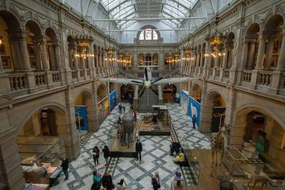 Kelvingrove Art Gallery and Museum