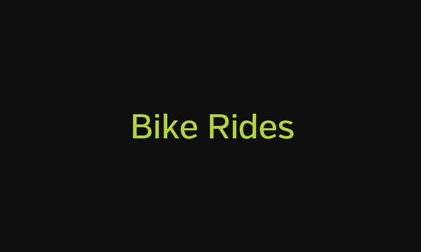Sean's Ride