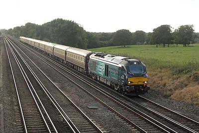 68017 Potbridge 16/09/16 1Z81 Winchester to Norwich