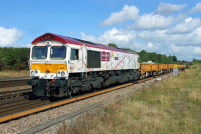 66721 Worting Junction 25/09/16 6C02 East Croydon to Eastleigh