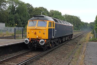 47812 Micheldever 17/09/16 0T42 Eastleigh to Stewarts Lane