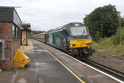 68016 Micheldever 16/09/16 1Z80 Norwich to Winchester