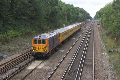 73961 Old Basing 22/09/16 1Z01 Tonbridge to Tonbridge