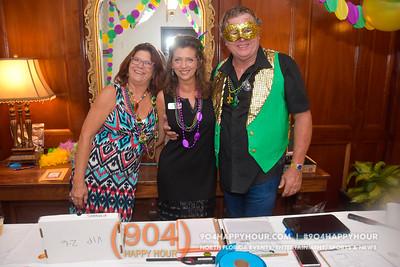 BHN 20th Anniversary Mardi Gras Party Fundraiser @ Casa Marina Hotel - 9.20.16